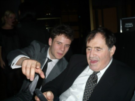 Isaac and Richard Kind.