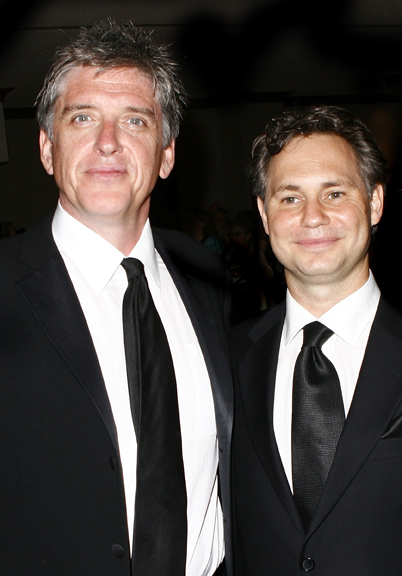 Craig Ferugson and Jason Binn